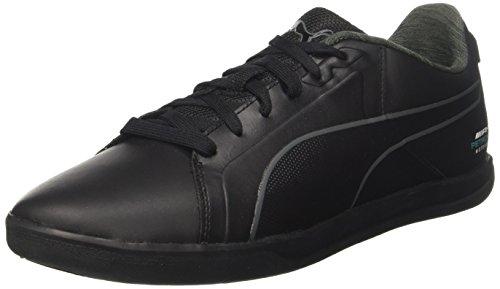Puma Herren MAMGP Court Sneaker, Schwarz Black-Dark Shadow, 43 EU
