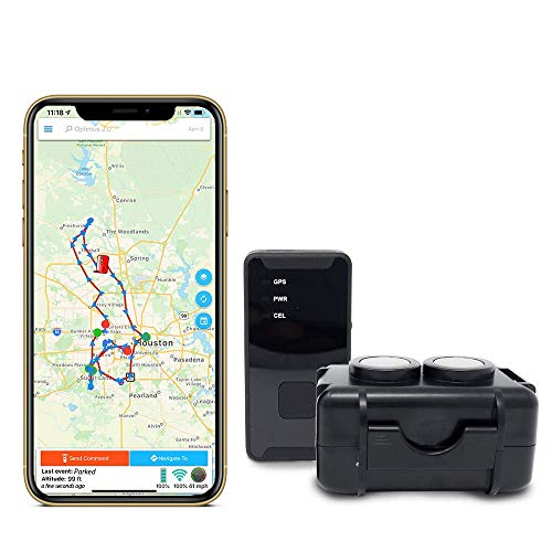 Optimus 2.0 - Portable Gps Tracker With Battery