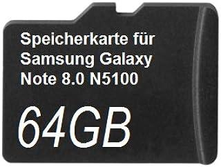 64gb Speicherkarte Für Samsung Galaxy Note 8 0 N5100 Computer Zubehör
