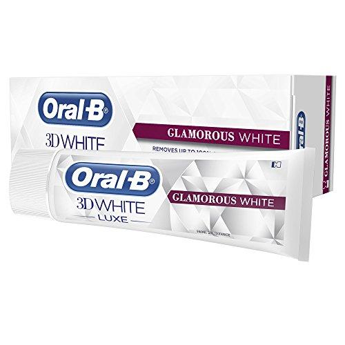 Oral-B 3D Glamorous White Toothpaste, 75ml