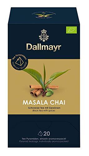 Dallmayr Teepyramide Masala Chai, 0.117 g