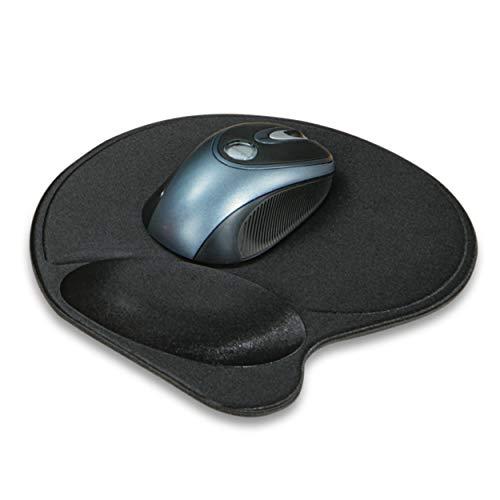 Kensington Wrist Pillow Mouse Pad, Black (57822US)