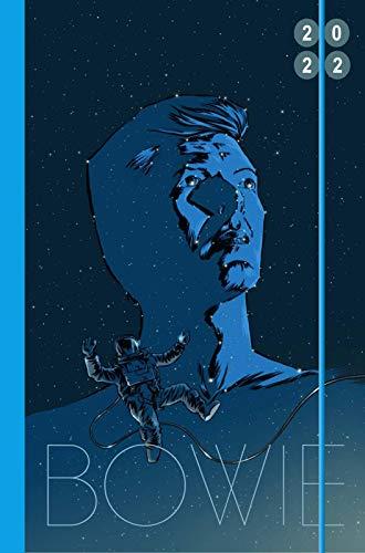 David Bowie 2022: Buch- und Terminkalender: Hochwertiger und praktischer Taschenkalender mit 12 grandiosen Postkarten