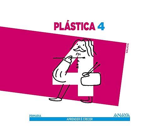 Plástica 4. (Aprender é crecer) - 9788467880250
