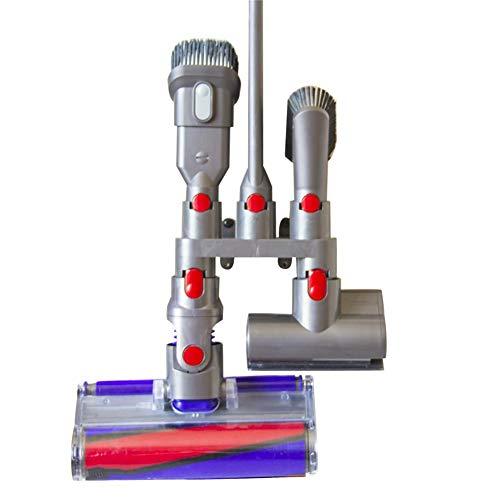Fancylande houder voor stofzuigerkop, Dyson V7 V8 V10 accessoires voor wandmontage van de stofzuiger rack voor het opbergen van Manner gereedschappen