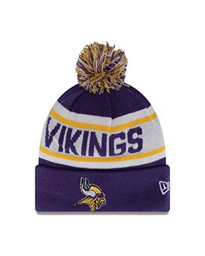 NFL Minnesota Vikings Biggest Fan Redux Beanie