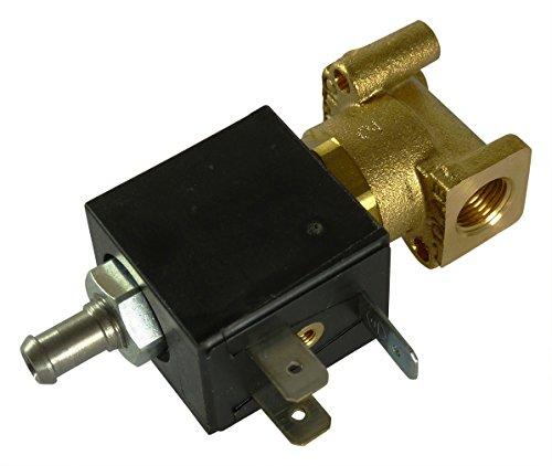 Magnetventil Ventil Solenoidventil 3-Wege-Ventil passend für DeLonghi EAM ESAM Bitte Zuordnung in der Beschreibung beachten!