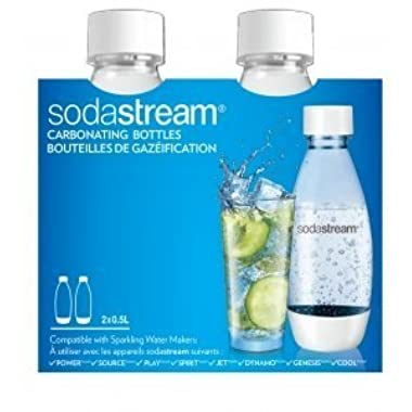 Sodastream Bottle original 2 pack 0.5 liter / 16.9 oz launched in 2017