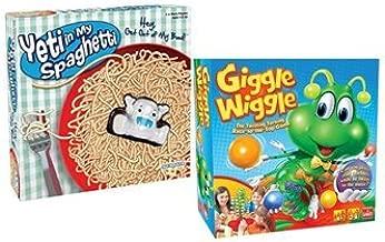 Yeti in My Spaghetti and Giggle Wiggle Game Bundle