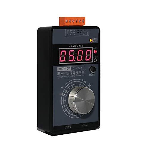 Alta precisión portátil 0-5V 0-10V 4-20mA Generador