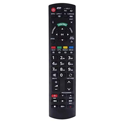 Replacement Remote Control For PANASONIC VIERA N2QAYB000487Television-New