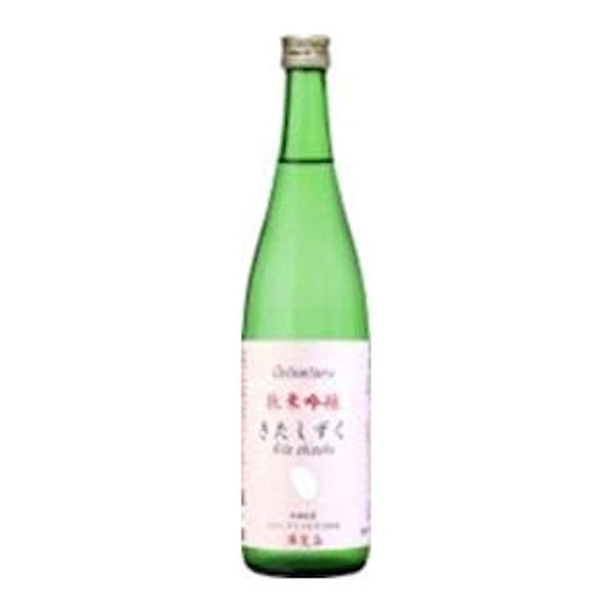 プロジェクターゲージやむを得ない千歳鶴 純米吟醸 [ 日本酒 北海道 720ml ]