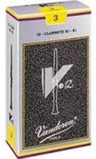 CAÑAS CLARINETE - Vandoren V12 (Caja Gris) (Dureza 3) (Caja de