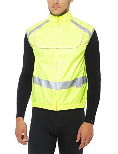 Ultrasport Sicherheits-weste reflektierend, Neongelb, XL