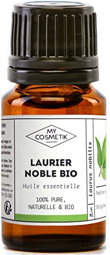 Aceite esencial de Laurel orgánico - MyCosmetik - 10 ml