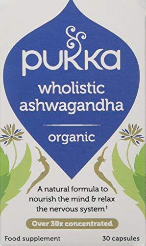 Pukka Organic Wholistic Ashwagandha (30 Capsules)