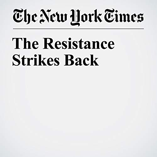 『The Resistance Strikes Back』のカバーアート