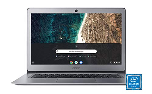 Acer Chromebook CB3-431-C64E Ordinateur portable 13, 9' Full HD Gris (Intel Celeron, 4 Go de RAM, 32 Go eMMC, Intel HD Graphics, OS Chrome)