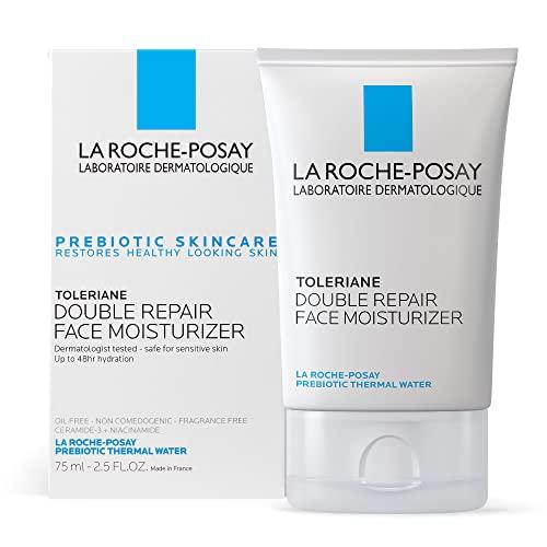 La Roche-Posay Toleriane Double Repair Face Moisturizer, Daily Face...