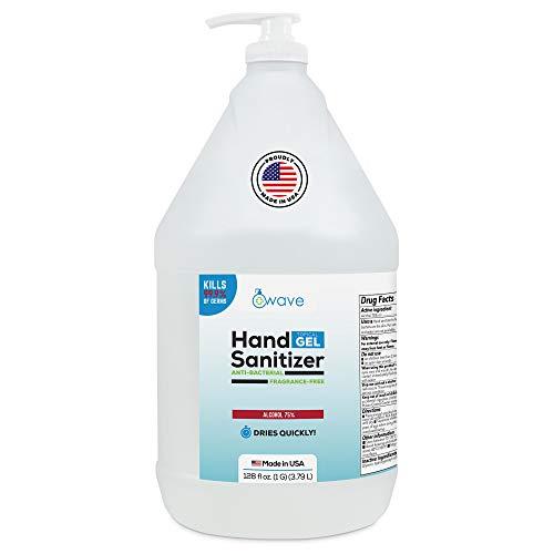 10 best hand sanitizer pump gallon for 2020