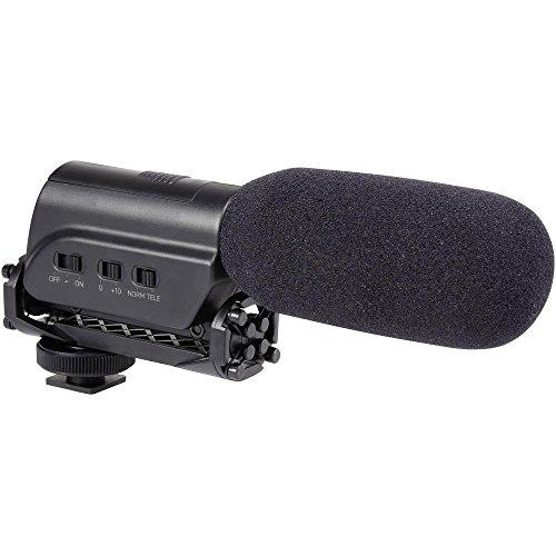 Renkforce Kamera-Mikrofon CCM-286 Blitzschuh-Montage