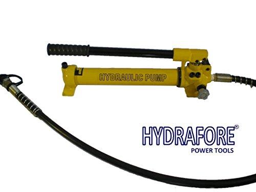 HYDRAFORE Hydraulische Handpumpe (700 Bar, 350 cm3)