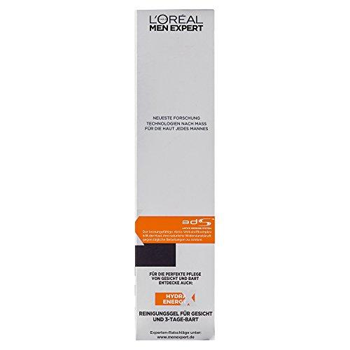 L'Oréal Men Expert L'oréal men hydra energy xtreme feuchtigkeitscreme 3-tage-bart - pflege für bart und gesicht 50 ml