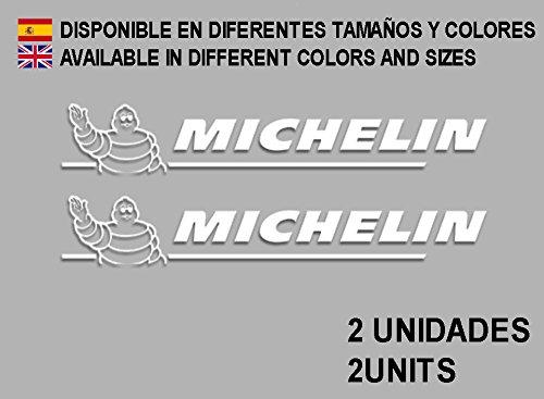 Ecoshirt BC-1NYG-5KV6 Aufkleber Stickers Puppe Michelines F24 Aufkleber Decals Autocollants Adesivi, weiß