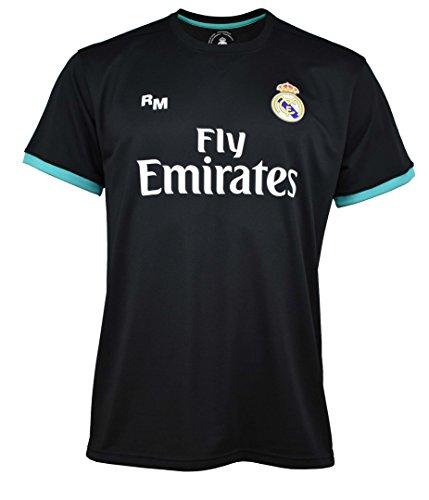 Camiseta Real Madrid Oficial Adulto Segunda equipación (Talla Ropa S)