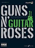 Guns N' Roses Authentic Guitar Playalong: Eight of Their Greatest Songs (Authentic Playalong)