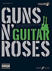 Guns N\'Roses : Authentic Playalong (guitare) + 1 CD