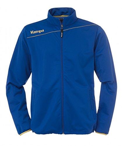 Kempa Classic Sweat Shirt L - royal blau/gold