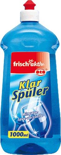 ORO Spülmaschinen-Klarspüler frisch aktiv/5141 Inh.1000 ml