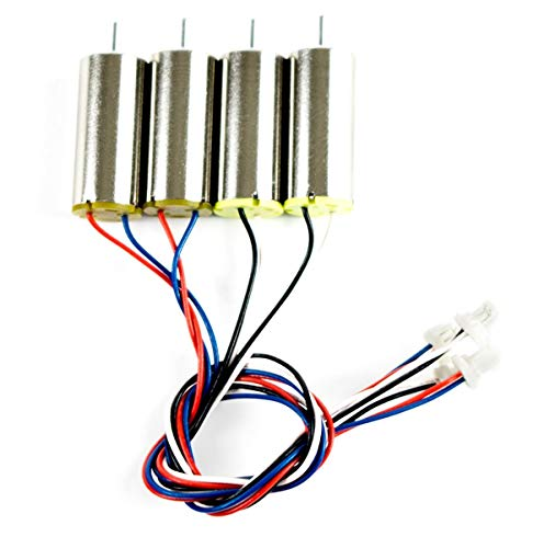 Set of 4 Motors for Sky Viper S1700, S1750 Fury Stunt Drones without Gears