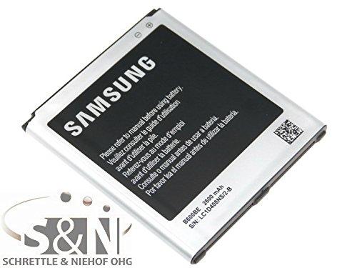 NG-Mobile Samsung Galaxy S4 LTE PLUS VE GT- i9505 i9500 i9515 i9506 Akku B600BE 2600mAh - NG-Mobile
