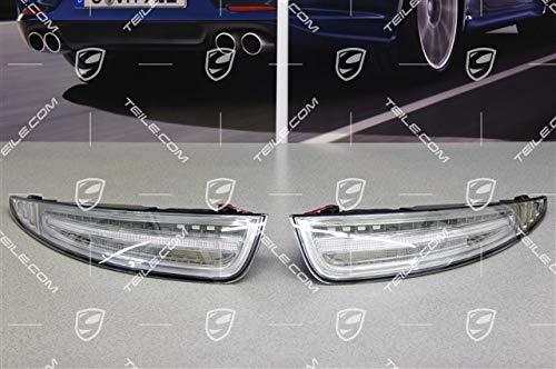 NEU+ORIG.Porsche 911 991.1 Klar/weiß Heckleuchten Rückleuchten Satz links+rechts