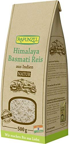 Rapunzel Bio Himalaya Basmati Reis natur (6 x 500 gr)