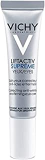 Vichy Liftactiv Yeux Anti Wrinkles Cream, 15 ml