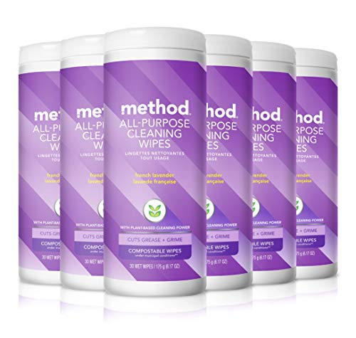 Our #3 Pick is the Method All-Purpose Cleaning Wipes