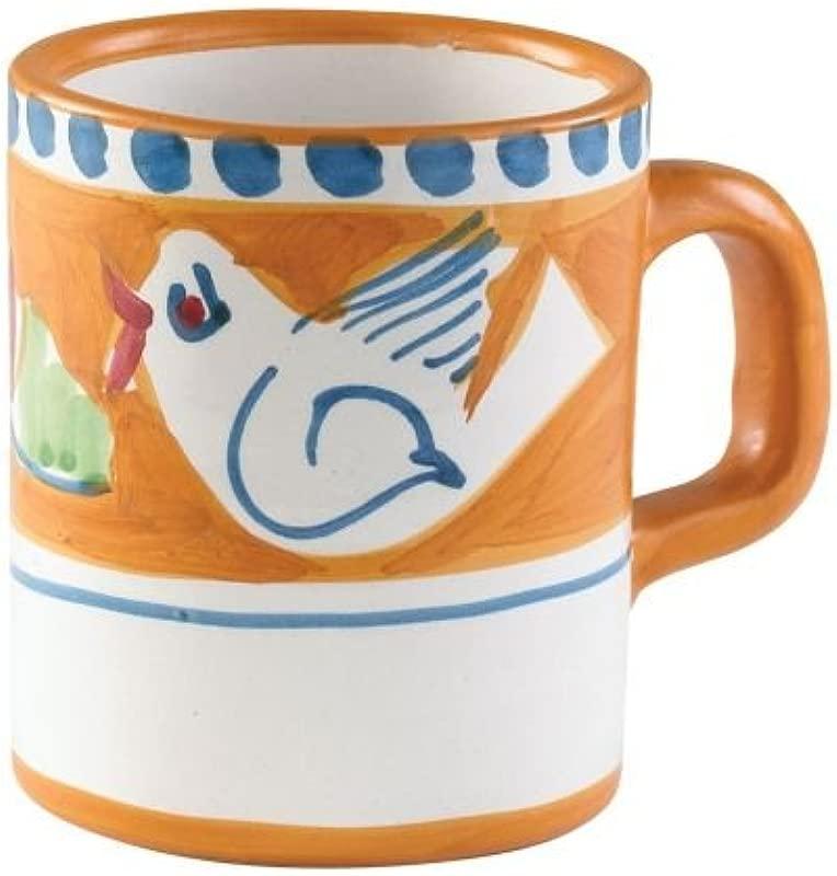 Vietri Uccello Mug Campagna Collection