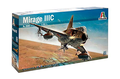 Carson 510002505 Aviation – Mirage III C 1 : 32
