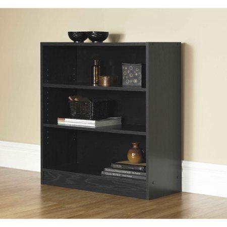 Homfa Bookshelf Rack 5 Tier Vintage Bookcase Shelf Storage Organizer Modern Wood Look Accent Metal Frame Furniture Home Office