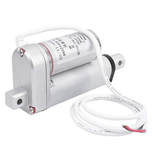 Aoutecen Motor Lineal, Actuador Lineal Eléctrico Confiable para Camas Eléctricas(24 VCC)