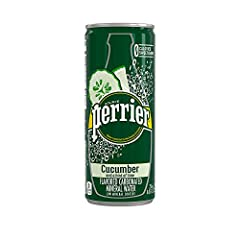 30 pack: provides plenty of sparkling refreshment; enjoy chilled or mix with cocktails Experience our cool cucumber flavor and a hint of lime with zero calories and zero sweeteners Our invigorating bubbles and naturally occurring minerals make for a ...