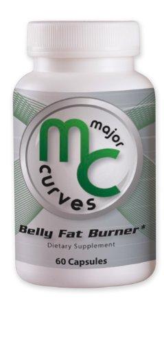 Major Curves Belly Fat Burner (1 Bottle)