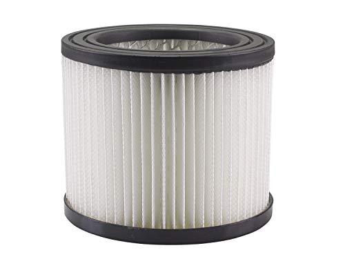 Beper RCORI552 Filtro HEPA per Bidone Aspiracenere, Rimovibile, Lavabile, Microfibra, Pulizia di Braci e Ceneri, Garanzia Italia 2 Anni