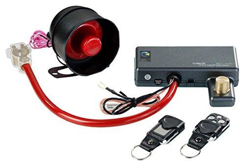Cadillock Alarm; auto-alarminstallatie met startonderbreker