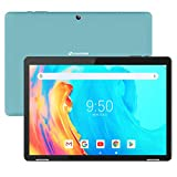 HAOQIN H10 Android Tablet 10.1 Inch 2GB RAM – Android 9.0 Pie Quad Core 32GB Storage Tablet PC with WiFi Bluetooth 5MP+2MP Dual Camera 6000mAh Support Google (Blue)
