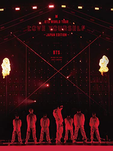 [画像:BTS WORLD TOUR 'LOVE YOURSELF' ~JAPAN EDITION~(初回限定盤)[DVD]]