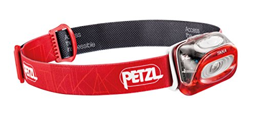 Petzl Tikka Headlamp Lighting Brown